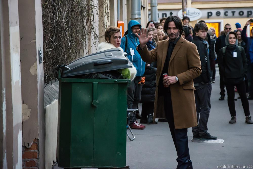 Приключения Киану Ривза в России или как голливудуский актер превратился в покемона