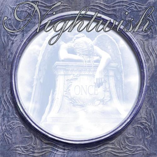 """конверт для диска """"Once"""" группы """"Nightwish"""""""