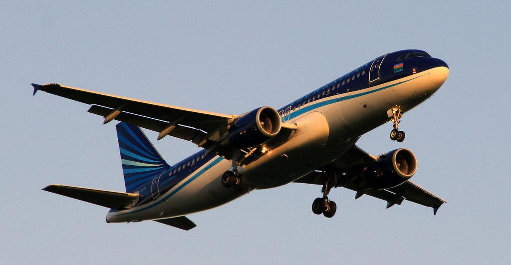 Airbus A320-214 </p><p> REGISTRATION