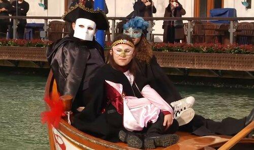 Венецианский карнавал, 2017