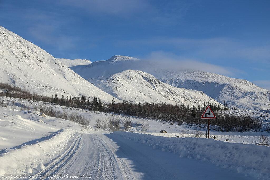 По дорогам Южной Якутии