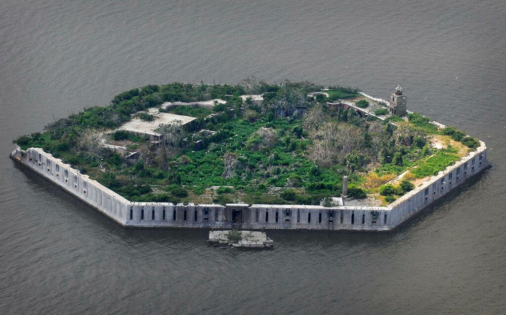 форт Керролл в Балтиморе