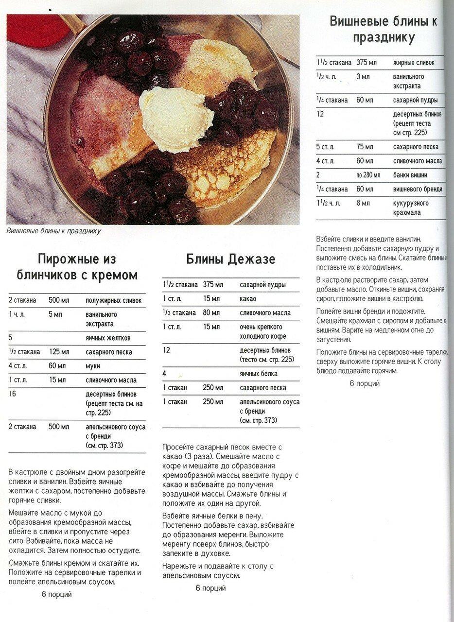 Рецепт блинов на 1 литр воды