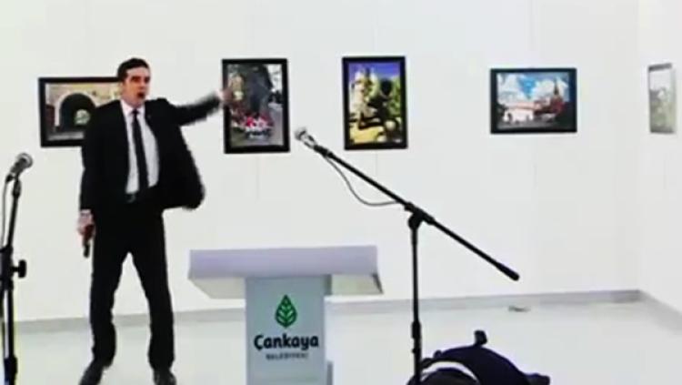 Убийцу российского посла Карлова похоронят на кладбище для бомжей