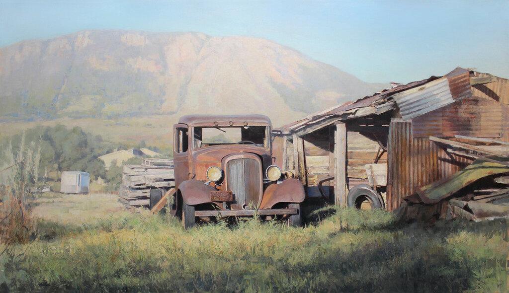 Jason Kowalski - Anson's Ranch