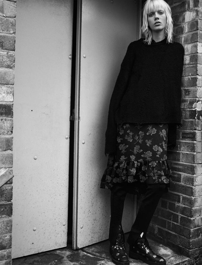 Фотосессия для Zara