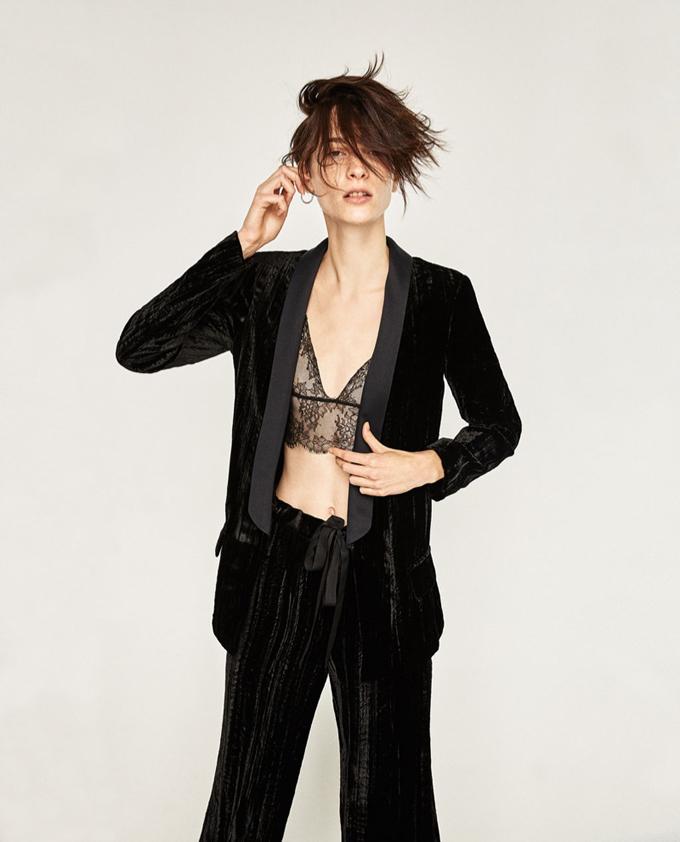 Вечерняя коллекция Zara