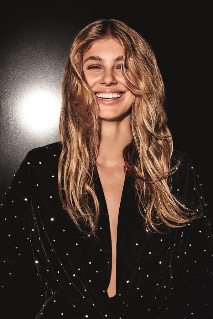 Модели в рекламной кампании Topshop