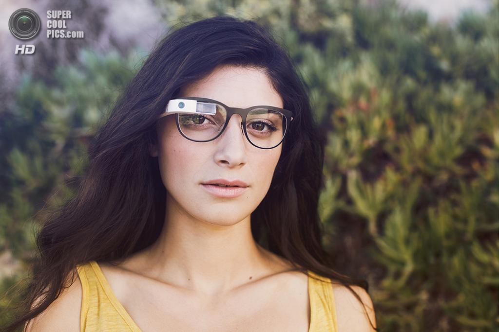 «Умные очки» Google обзавелись новыми оправами для корректирующих линз