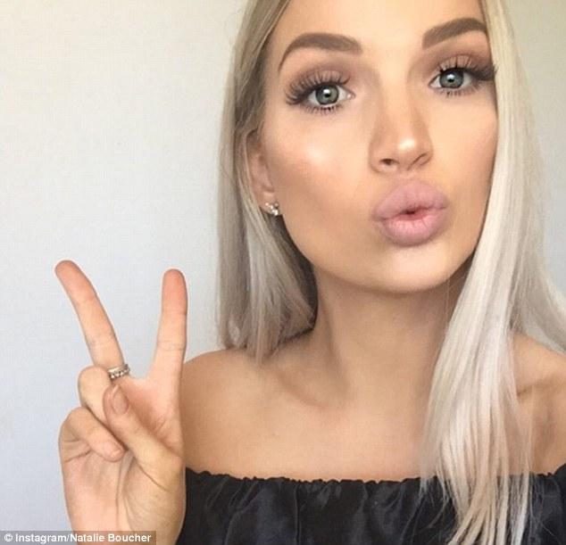 В своем видео, которое уже посмотрели 3,8 млн человек, 21-летняя Натали Бушер из города Брисбен, Авс