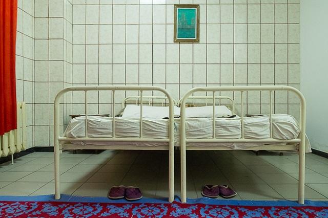 Место для романтических встреч в румынских тюрьмах (19 фото)