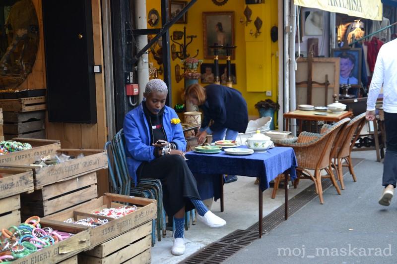 Стрит-Стайл в Париже