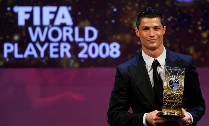 ФИФА будет вручать награду «FIFA's Best» лучшему игроку года