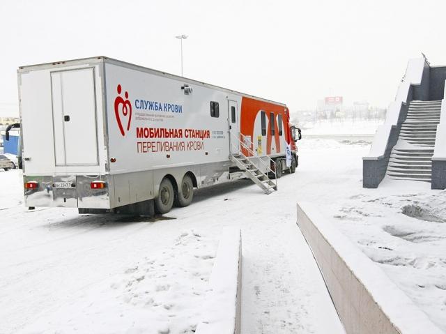 Впреддверии новогодних праздников энергетики Тверьэнерго провели акцию посдаче донорской крови