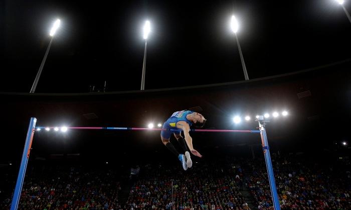 Бондаренко иЗемляк— лучшие спортсмены года