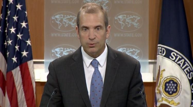 Госдеп отказался назвать военнослужащими правонарушениями действия Российской Федерации вСирии