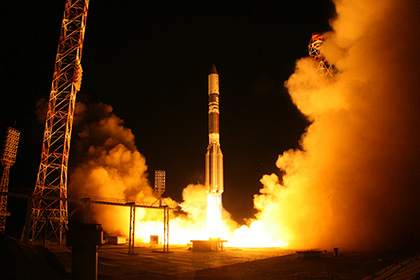 Новый запуск «Протона-М» намечен на начало апреля