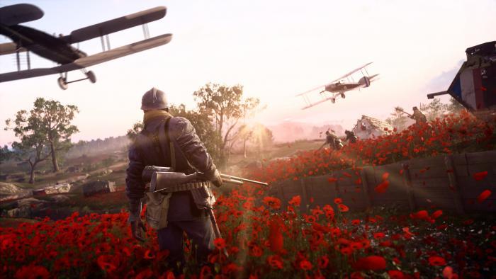 Шутер Battlefield 1 будет бесплатным навыходных