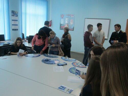 Ярмарка учебных мест в Барабинске