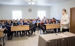 В Покровском епархиальном образовательном центре прошел культурологический урок «Азбука славянская»