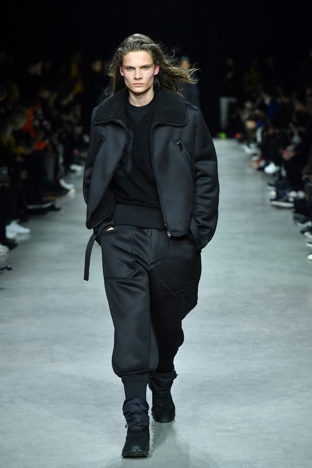 #PFW Y-3 Fall Winter 2017.18 Collection