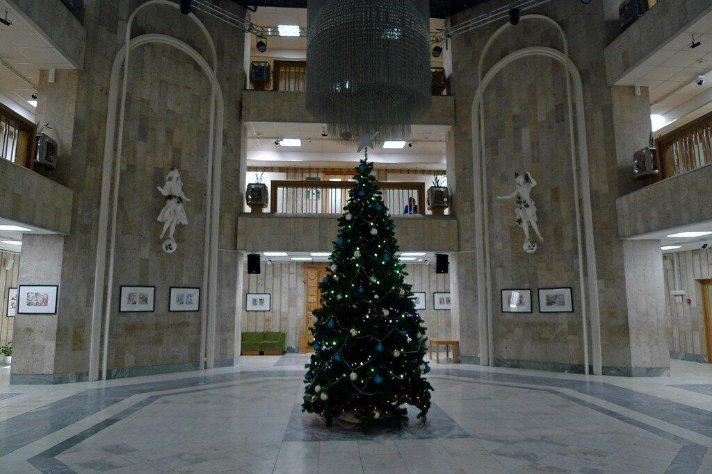 Рождество в РГДБ