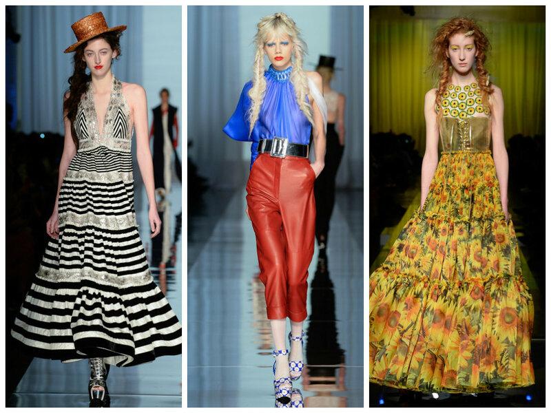 Jean Paul Gaultier Haute couture весна-лето 2017