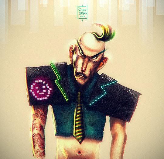 Cool Conceptual Art by Moises Martin Navas