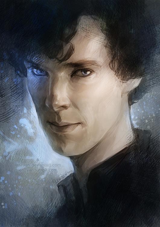 Fantasy Portraits by Len-Yan