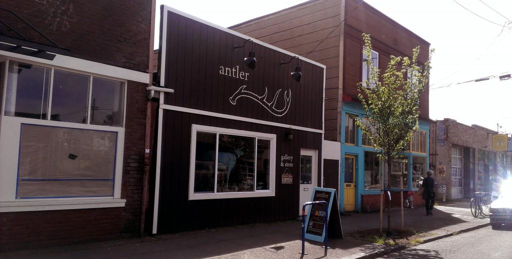 Antler Gallery Opening: Thursday