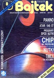 Журнал: Bajtek (на польском) - Страница 2 0_12c2dd_e5ccbdbe_orig