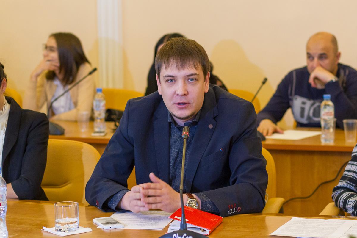 Форум Саратовских СМИ фото 4