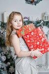 Новогодняя фотосессия для дочки
