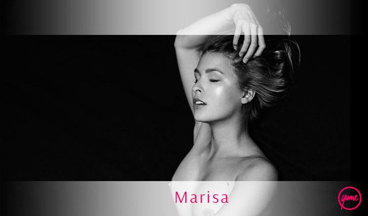обнаженная Мариса Папен / Marisa Papen nude by Nicolas Guérin - Yume Magazine #11