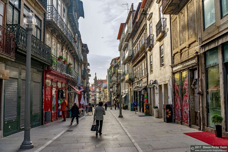 Порто. Португалия