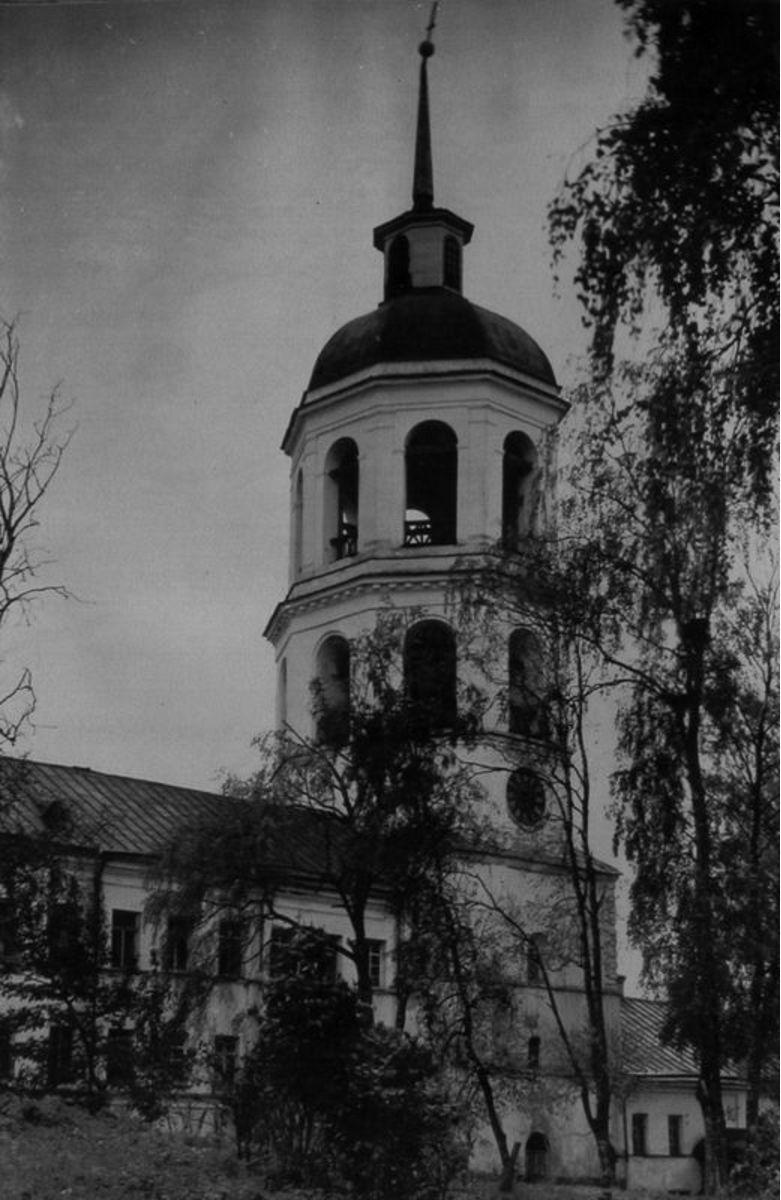 Советский период. 1967. Колокольня