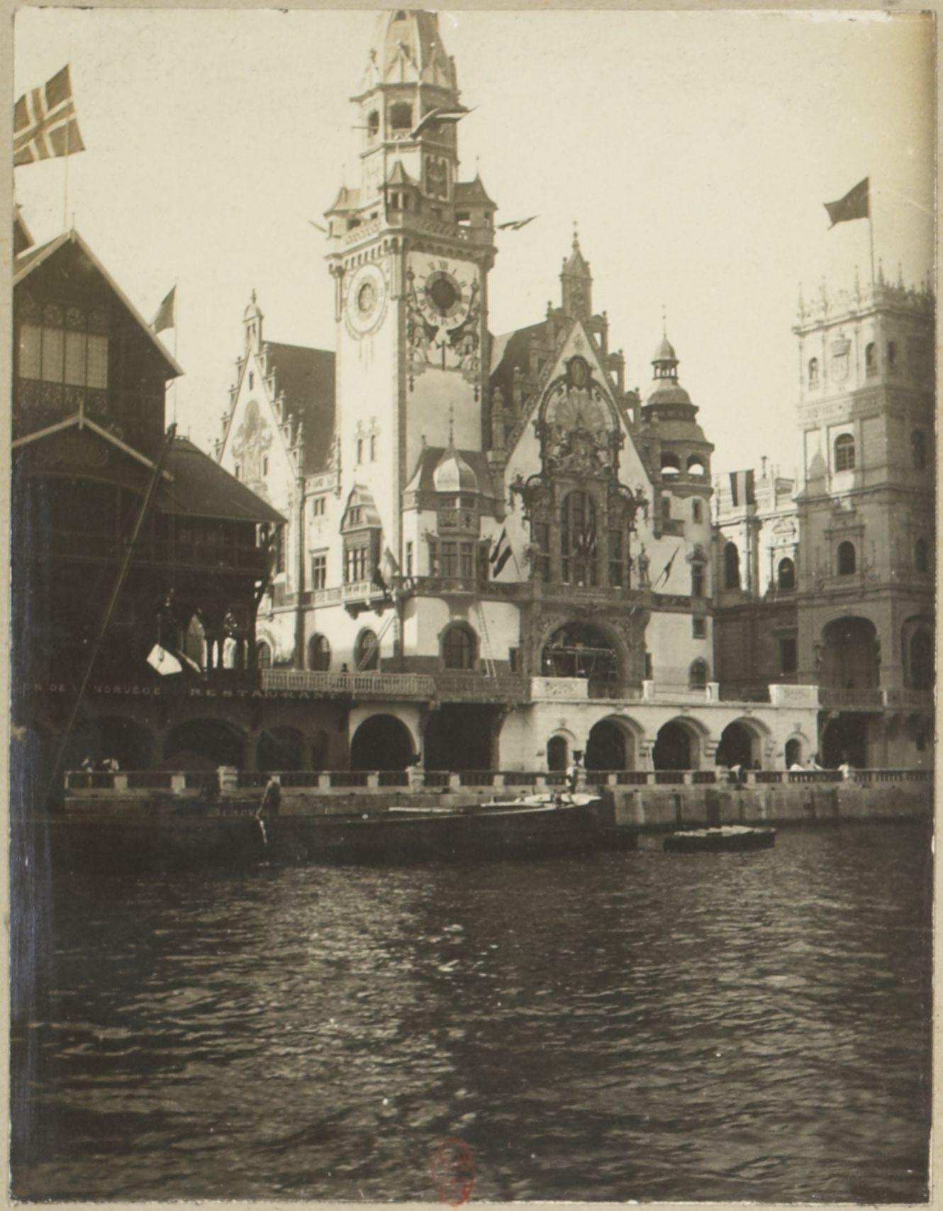 Павильон Германии