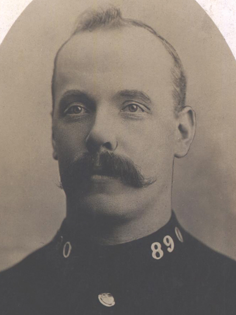 Constable Choate - Shot dead whilst trying to prevent a burglary in a jewellers in Houndsditch on the evening of the 16th of December