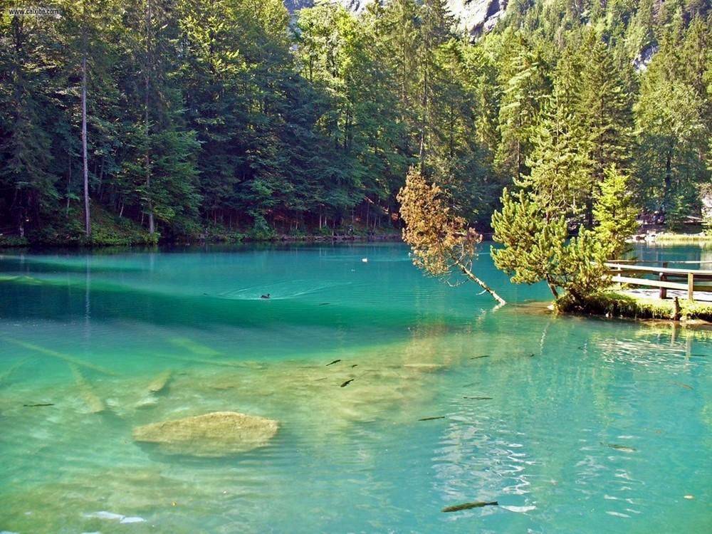Самые чистые водоемы Земли