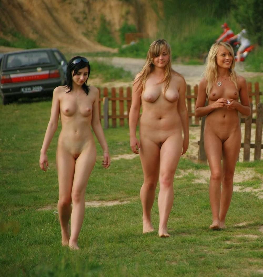 Nude nudist nudity