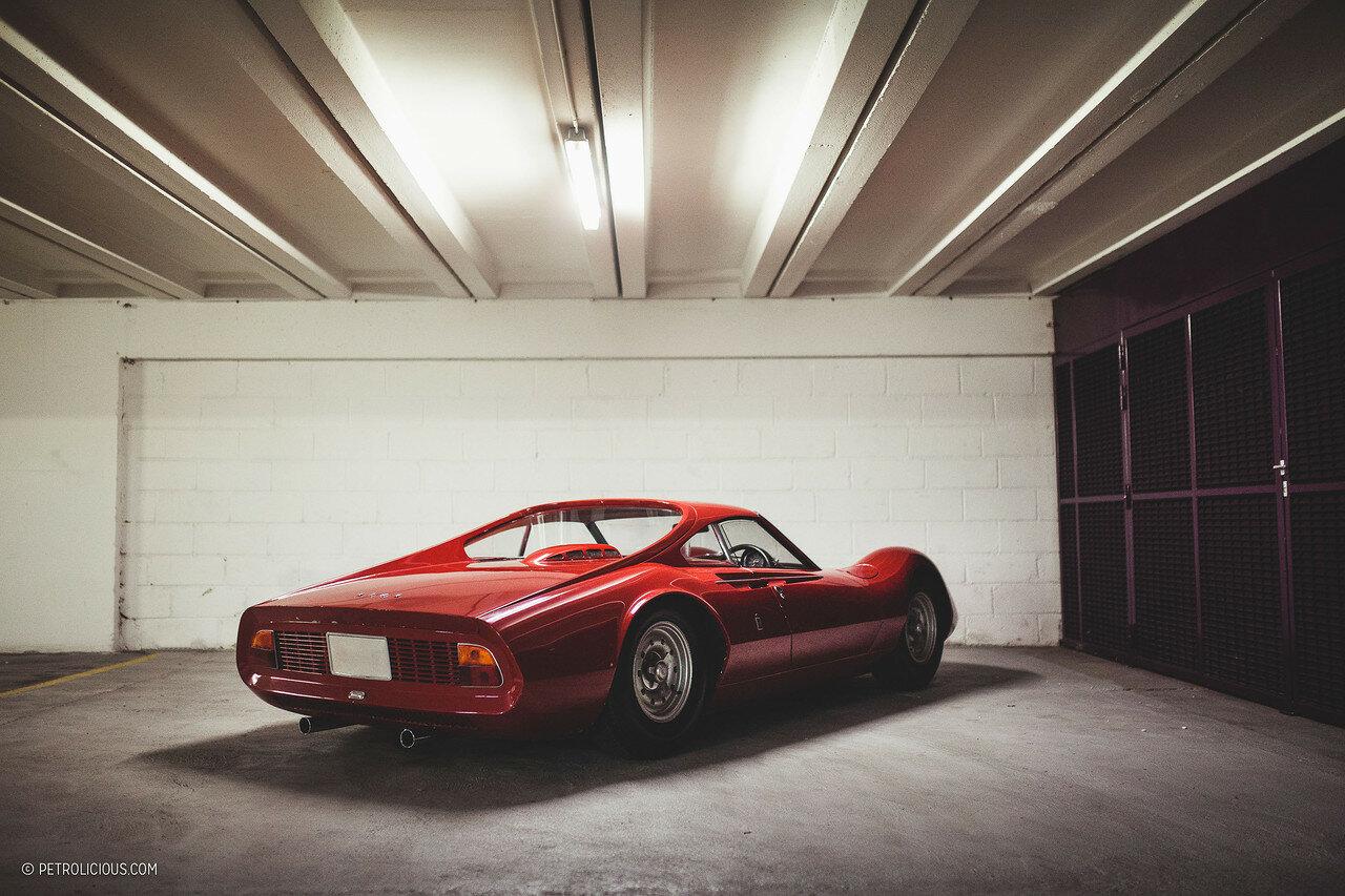 Ferrari Dino Prototype 206 GT Pininfarina