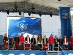 Сегодня на площади Горького звучали аплодисменты участникам VIII Всероссийских зимних сельских спортивных игр