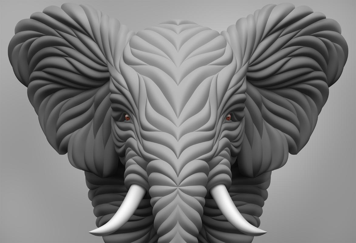 3D работы / Maxim Shkret