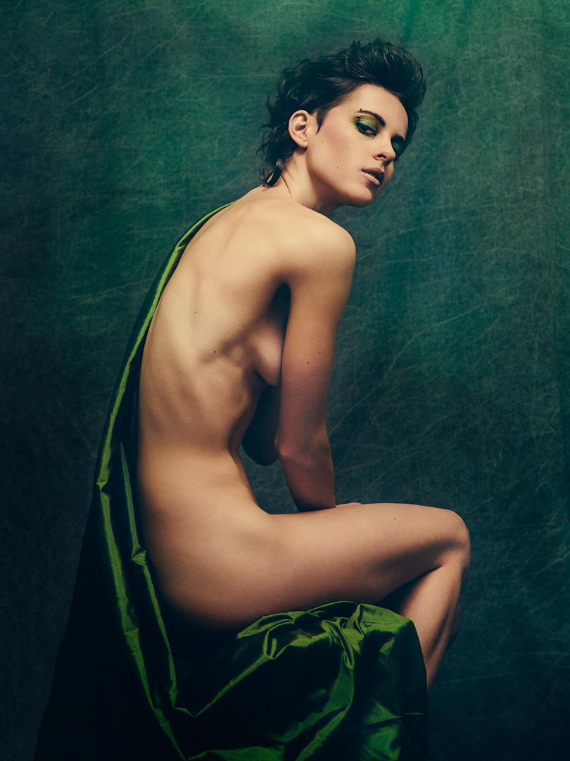 Saligia - Visual Artistry Magazine / фото Al Lin
