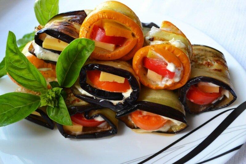 Тёщин язык   самое вкусное остренькое блюдо из баклажанов