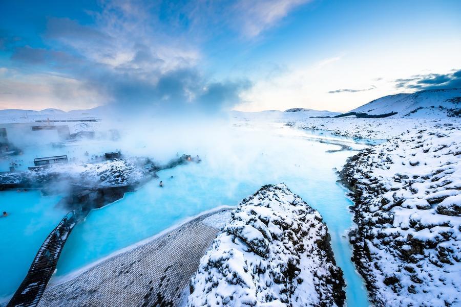 8. Исландия. Вулканы, дикие пляжи, горячие источники ишикарные виды— вот что делает жителей этой