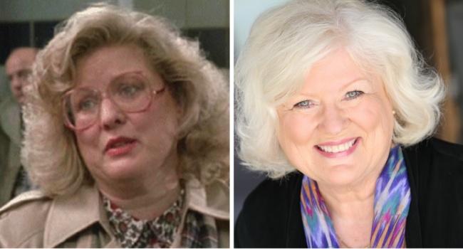 Тетя Лесли — Терри Снелл.