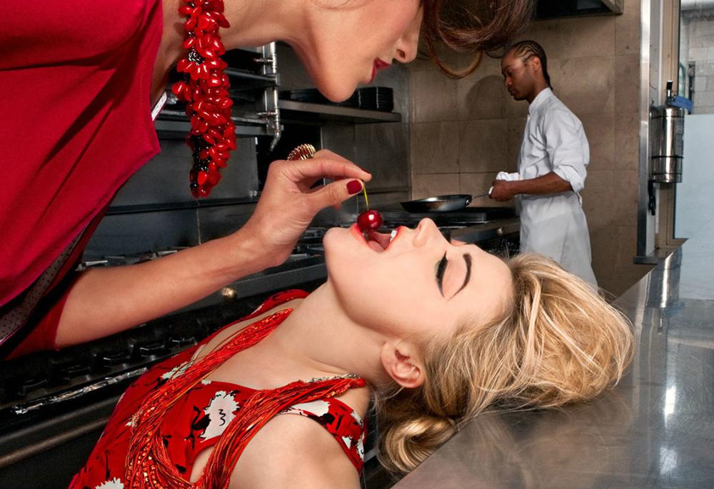 Реклама и секс в работах фотографа Шона Дюфрена