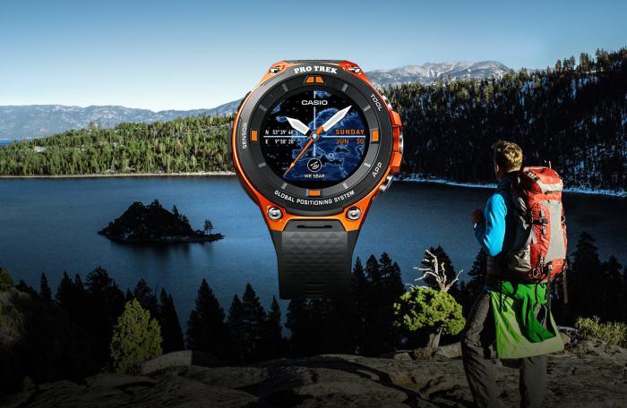 Компания Casio порадовала новыми высокотехнологичными часами (4 фото)