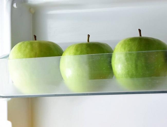© USApples  Яблоки обычно остаются свежими втечение более длительного времени, чем другие фру